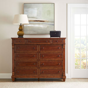 Old Town Barrister Dressing Chest