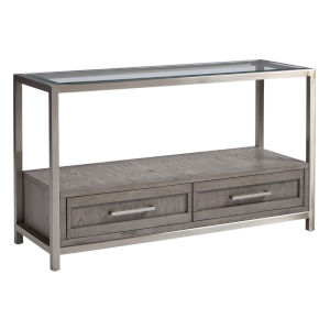 Venice Grey Sofa Table