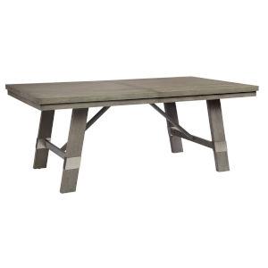 Venice Grey Rectangular Extension Dining Table