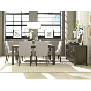 Montreal Brown Rectangular 7 Piece Dining Sets