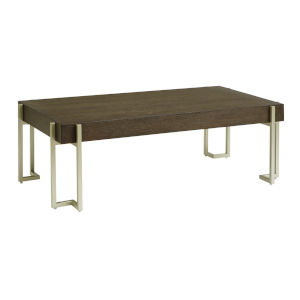 Arkell Brown Rectangular Cocktail Table