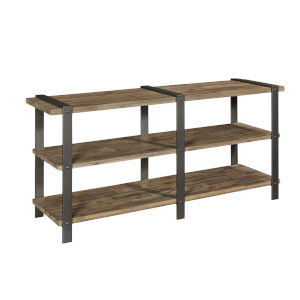 Hamlin Natural Coffee and End Tables