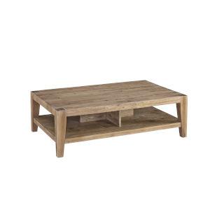 Kalahari Natural Rectangle Coffee Table