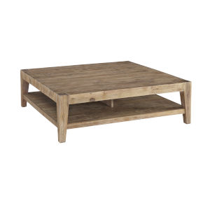 Kalahari Natural Square Coffee Table
