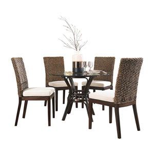 Sanibel Patriot Ivy Dining Set with Cushion