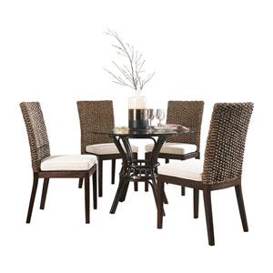 Sanibel El Centro Jungle Dining Set with Cushion