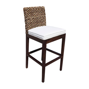 Sanibel Patriot Ivy Barstool with Cushion