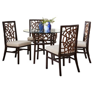 Trinidad Patriot Ivy Dining Set with Cushion