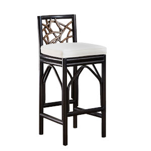 Trinidad Dolce Oasis Indoor Barstool with Cushion