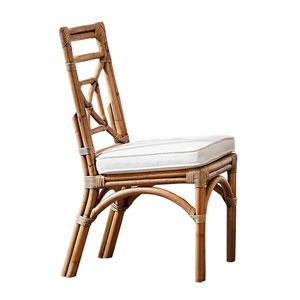 Plantation Bay Island Hoppin Side Chair with Cushion