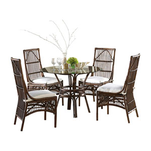 Bora Bora Patriot Ivy Dining Set with Cushion