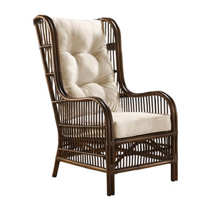 Bora Bora Patriot Ivy Occasional Chair with Cushion