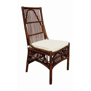 Bora Bora Island Hoppin Side Chair with Cushion