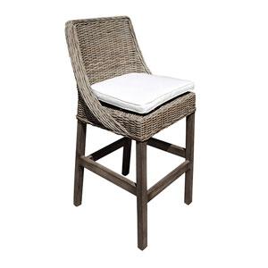 Exuma Boca Grande Barstool with Cushion