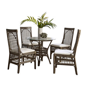 Millbrook Rave Lemon Six-Piece Dining Set with Cushion