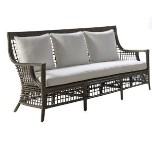 Millbrook Kalani Oyster Sofa with Cushion