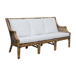 Old Havana Rave Lemon Sofa with Cushion