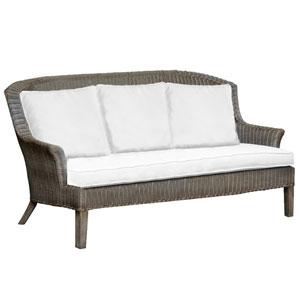 Playa Largo Rave Lemon Sofa with Cushion
