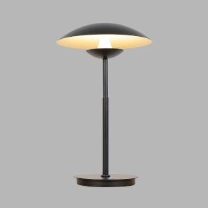 Rimini Black LED Table Lamp Title 24