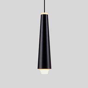 Expression Black LED Mini Pendant