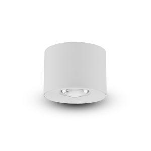 Node White LED Flush Mounted Downlight