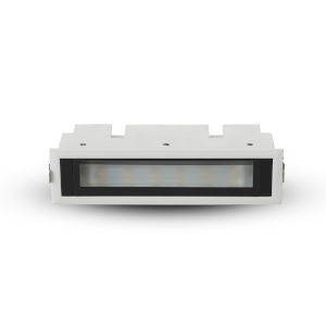 Slice White Seven-Inch LED Recessed Wall Washer