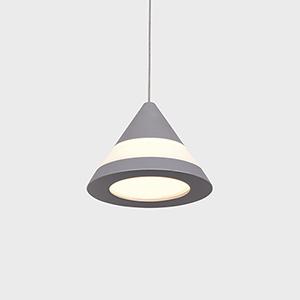 Procyon Silver LED Mini Pendant