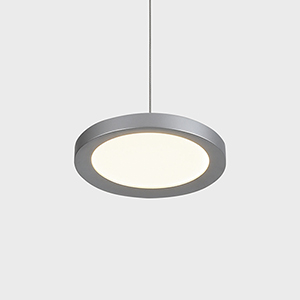 Salm Silver LED Mini Pendant