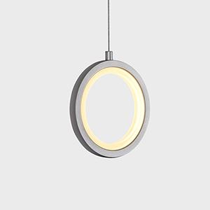 Tania Silver LED Mini Pendant