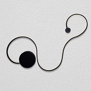 Sirius Black LED 31-Inch LED ADA Wall Sconce