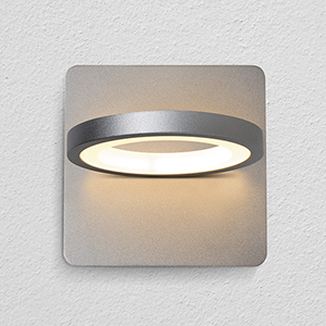 Tania Silver LED Wall Sconce