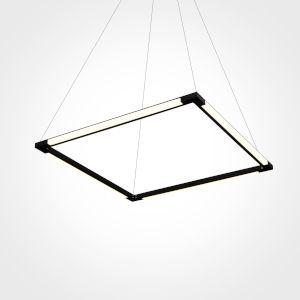 Atria Black 24-Inch LED Chandelier Title 24