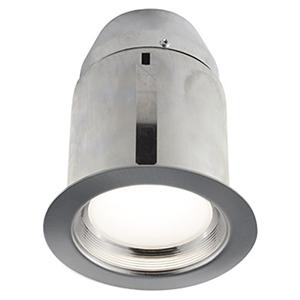 910I Brushed Chrome LED Recessed Lighting Kit