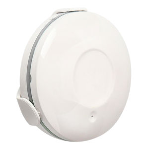 Matte White Smart Wi-Fi Water Leak Sensor