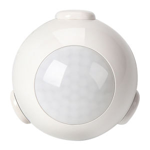 Matte White Wi-Fi Smart Motion Sensor