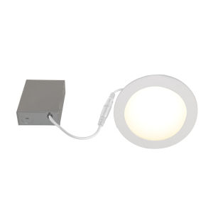 White Wi-Fi LED Recessed Fixture Kit