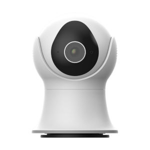 White Smart WiFi HD 1080p Outdoor Camera