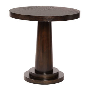 Mercer Dark Brown End Table