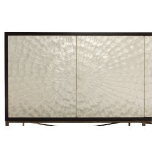 Adagio Black 82-Inch Buffet
