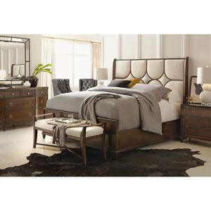 Beverly Glen Terrazzo Brown Walnut Veneers Dresser