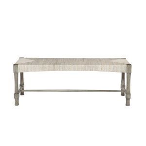 Palma Rustic Gray Bench