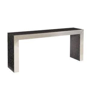 Decorage Cerused Mink Console Table
