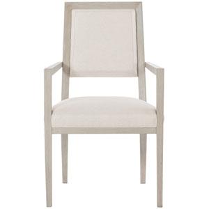 Axiom Linear Gray 24-Inch Dining Chair