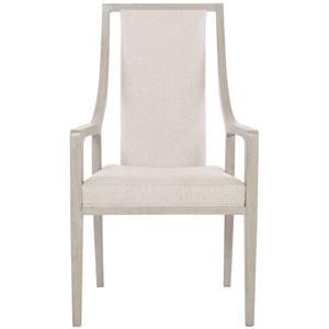 Axiom Linear Gray 23-Inch Arm Chair