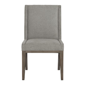 Linea Gray Dining Side Chair