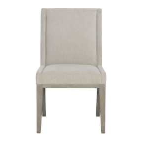 Linea Light Gray Dining Side Chair