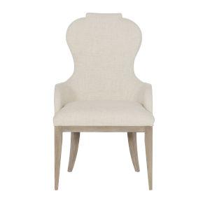 Santa Barbara Sandstone Upholstered Arm Chair