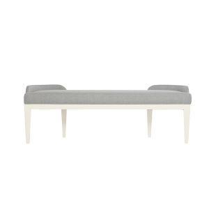 Silken Pearl Calista Bench