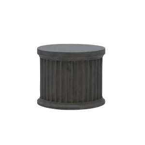 Basalt Canyon Ridge 22-Inch Round Cocktail Table