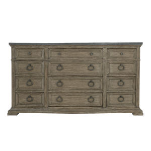 Taupe Canyon Ridge Dresser